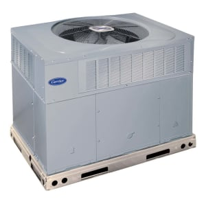 Carrier--packaged-gas-furnace-air-conditioner-system-48VG